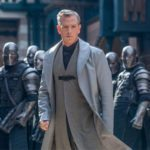 New images from Robin Hood featuring Taron Egerton and Ben Mendelsohn
