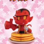 Skelton Crew Studio announces itty bitty Hellboy mini-bust