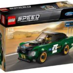 LEGO's 2018 Speed Champions sets unveiled