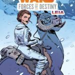 Comic Book Review – Star Wars Adventures: Forces of Destiny – Leia