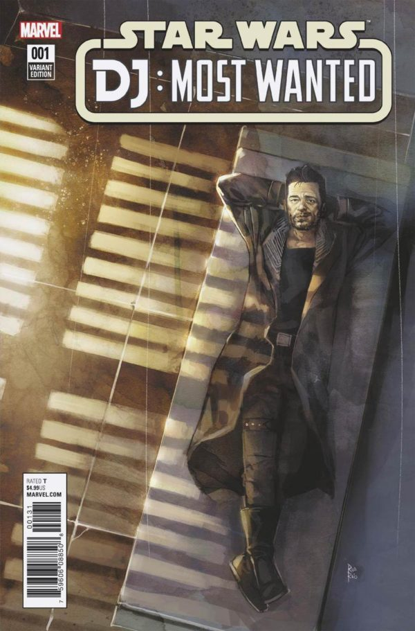Preview of Star Wars: The Last Jedi - DJ: Most Wanted #1