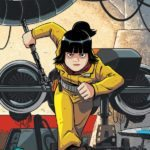 Rose Tico debuts in Star Wars Adventures #6, check out a preview here