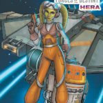 Preview of Star Wars Adventures: Forces of Destiny – Hera