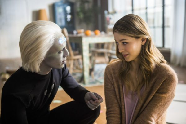 Image result for supergirl season 3 legion of superheroes