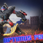 Optimus Primal joins Transformers: Forged to Fight