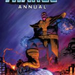 Cosmic Ghost Rider to take us on a twisted journey in Thanos Annual #1