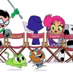 First trailer for Warner's animated superhero comedy Teen Titans Go! to the Movies