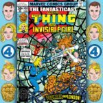 The Fantasticast #264 – Marvel Two-in-One #32 – Only The Invisible Girl Can Save Us Now