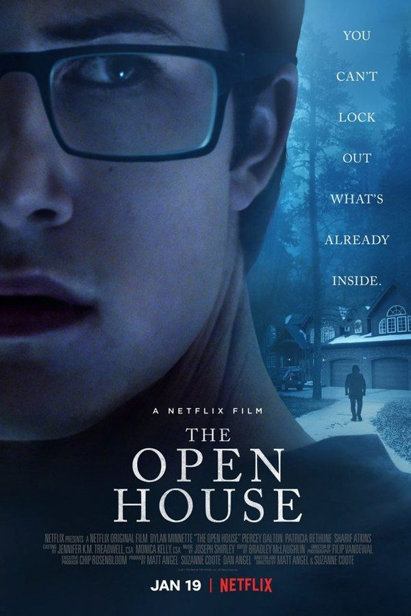 Movie Review – The Open House (2018)