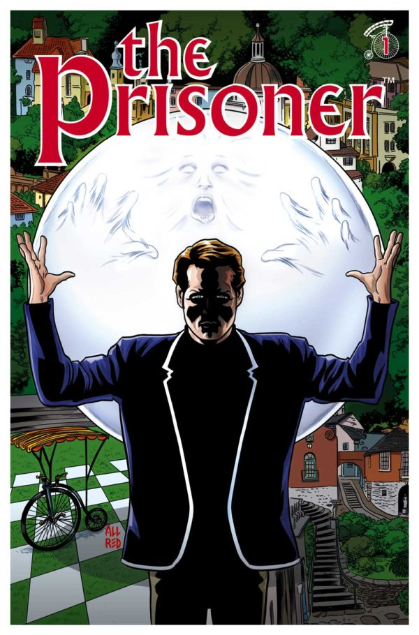 The-Prisoner-Issue-1-Cover-A-Mike-Allred-600x910