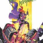 Comic Book Review – Transformers vs Visionaries #1
