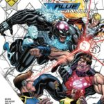 Preview of X-Men: Blue Annual #1