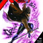 Gambit joins the battle in X-Men: Red #3