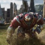 Avengers: Infinity War concept art gives us a good look at the Hulkbuster 2.0