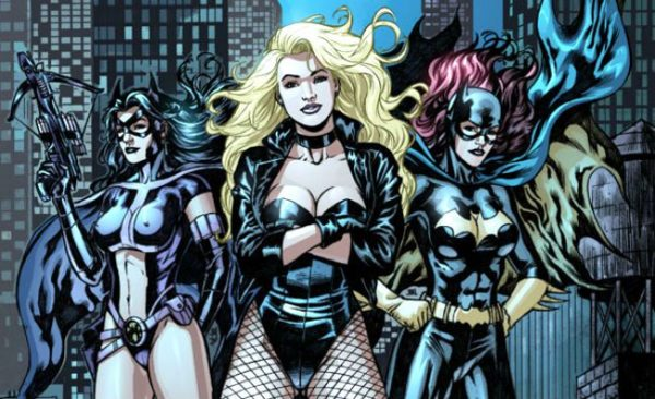 Gotham City Sirens Reportedly On Hold Due To Suicide Squad 2 Birds Of Prey And Joker Vs Harley