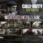 New Call of Duty: WWII – The Resistance DLC trailer released, watch it here
