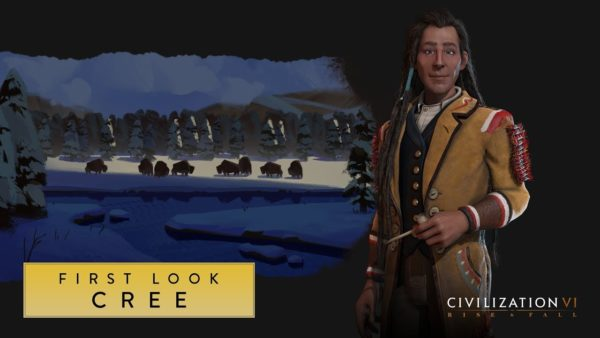 Sid Meier's Civilization VI: Rise and Fall Cree