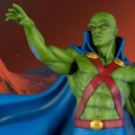 Tweeterhead's DC Super Powers Martian Manhunter maquette unveiled by Sideshow