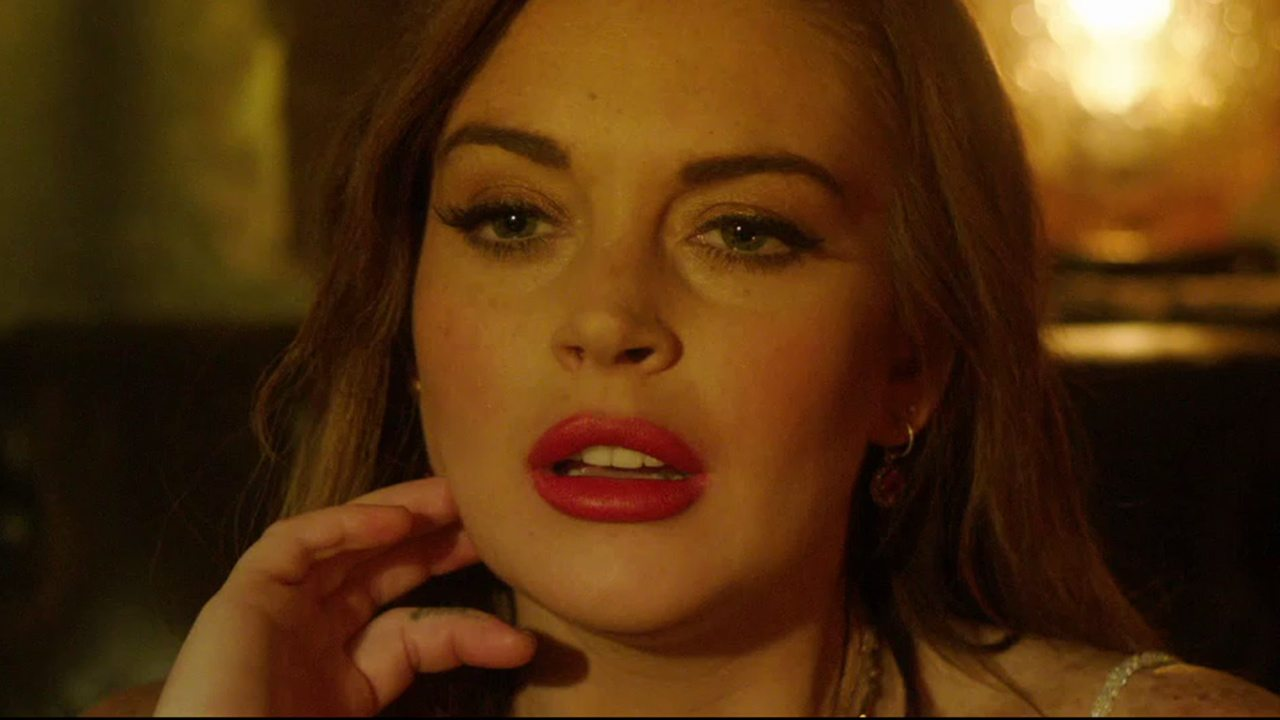 Update Lindsay Lohan Wants To Play Batgirl For Joss Whedon-2559