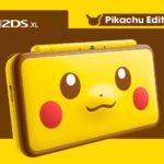 Nintendo releasing New Nintendo 2DS XL Pikachu Edition this month