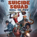 Suicide Squad: Hell to Pay Blu-ray artwork and special features revealed