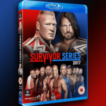 Giveaway – Win WWE Survivor Series 2017 – NOW CLOSED