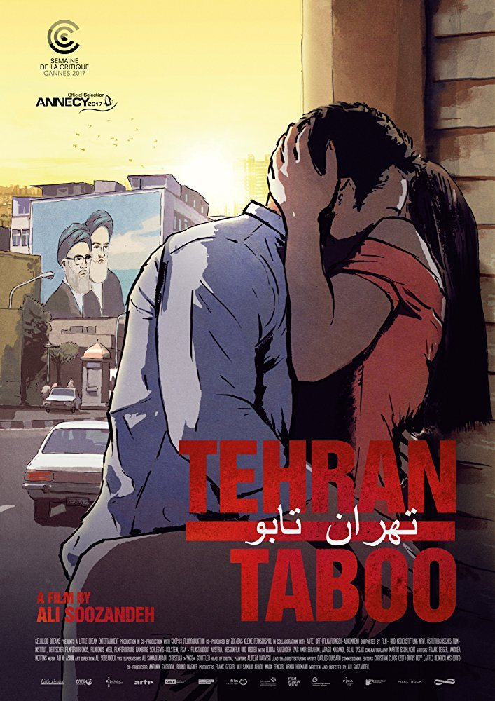 Movie Review - Tehran Taboo (2017)