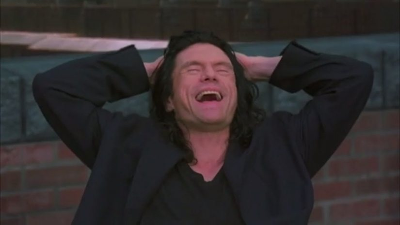 This Is What Tommy Wiseau Wanted To Say On Stage At The