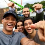 Filming wraps on Disney's live-action Aladdin remake