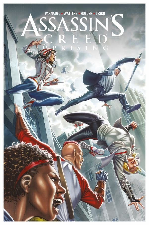 Comic Book Review Assassin S Creed Uprising Vol 2