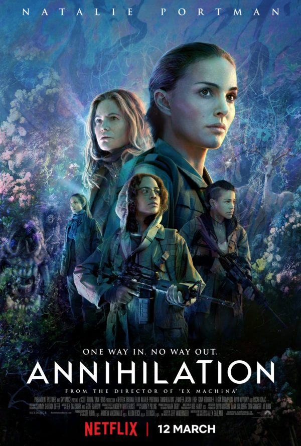 Second Opinion - Annihilation (2018)