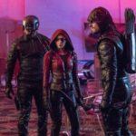 Promo images for Arrow Season 6 Episode 16 – 'Doppelganger'