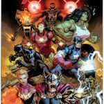 Marvel offers first look at Avengers #1