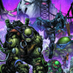 Preview of Batman/Teenage Mutant Ninja Turtles #4
