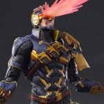 Square Enix's Play Arts Kai Marvel Universe Variant Cyclops figure unveiled