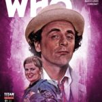 The Seventh Doctor returning to comics for Titan's latest Doctor Who series