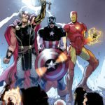 Marvel unveils its Free Comic Book Day Avengers #1 cover