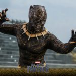 Hot Toys unveils its Erik Killmonger Black Panther collectible figure