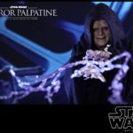Hot Toys' Emperor Palpatine Return of the Jedi collectible figure available to pre-order now