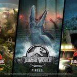 Jurassic World Pinball opens its gates