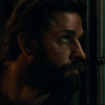 John Krasinski on his secret role as the monster in A Quiet Place