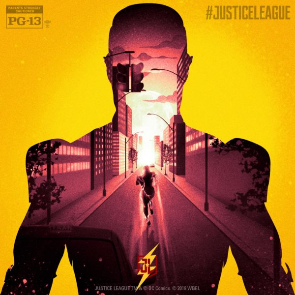Justice League Character Posters Promote The Movie's Home