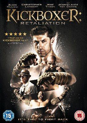 DVD Review – Kickboxer: Retaliation (2018)