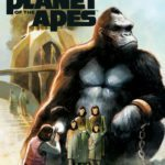 Preview of Kong on the Planet of the Apes #4