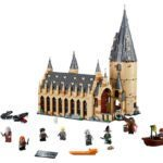 LEGO Harry Potter Hogwarts Great Hall set revealed