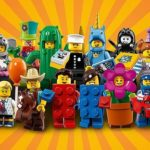 LEGO celebrates 40 years of minifigures with Collectible Minifigures Series 18