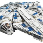 Check out LEGO's Solo: A Star Wars Story Kessel Run Millennium Falcon set