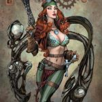 Preview of Legenderry Red Sonja #1