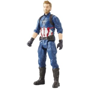 MARVEL-AVENGERS-INFINITY-WAR-TITAN-HERO-12-INCH-Figures-Captain-America-oop-300x300
