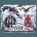 Hasbro unveils new Marvel Legends Venom and Carnage figures